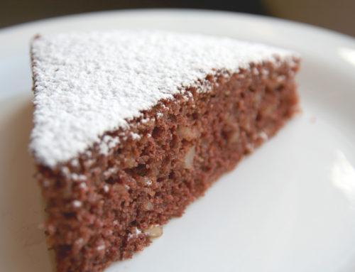(Italiano) Torta al Cioccolato  Vegan